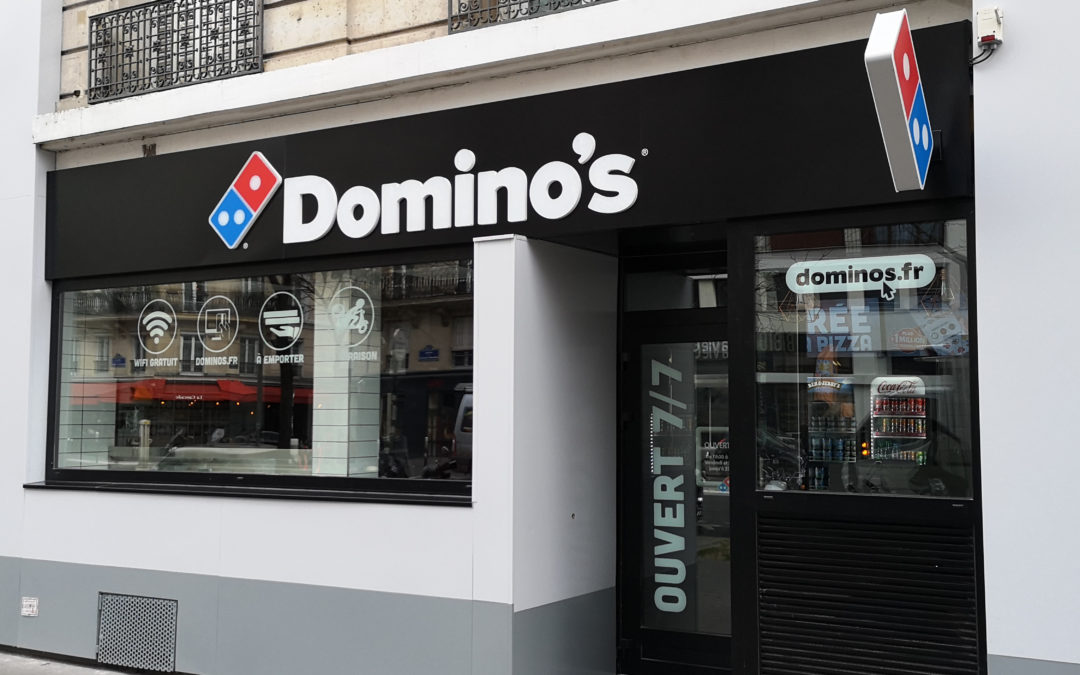 DOMINO'S PIZZA – PARIS 11 | 2020
