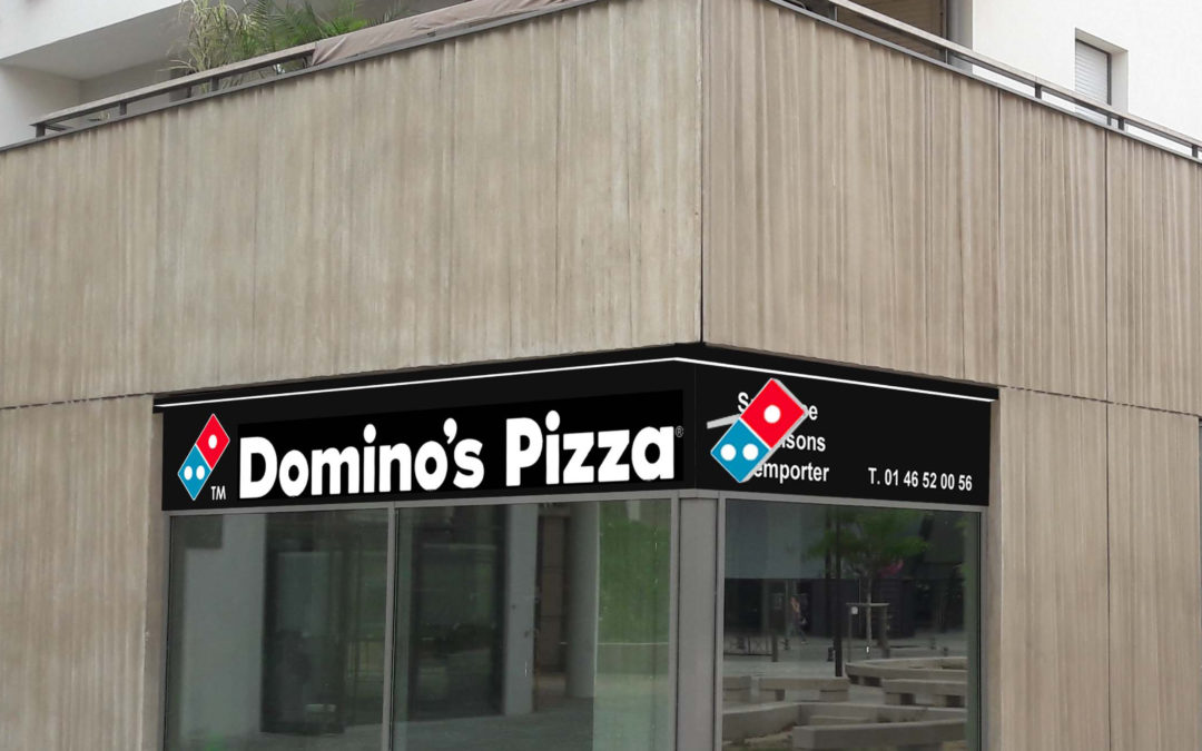 DOMINO'S PIZZA – MANTE LA JOLIE | 2020