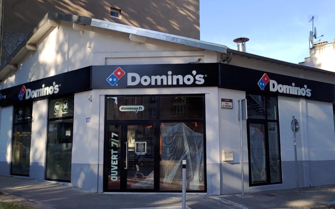 DOMINO'S PIZZA – ARCUEIL   2020