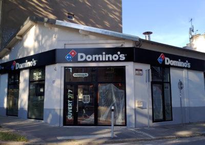 DOMINO'S PIZZA – ARCUEIL | 2020